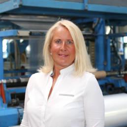 Dorina Böhner-Bauerschmidt, Geschäftsführung der Bauerschmidt Kunststoff GmbH