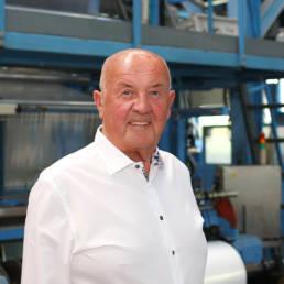 Horst Bauerschmidt, Geschäftsführung der Bauerschmidt Kunststoff GmbH und Horst Bauerschmidt KG