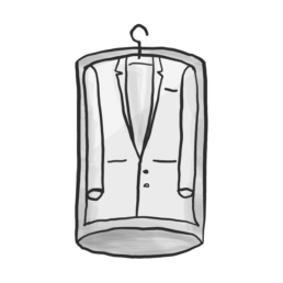 Kleiderschutzhülle